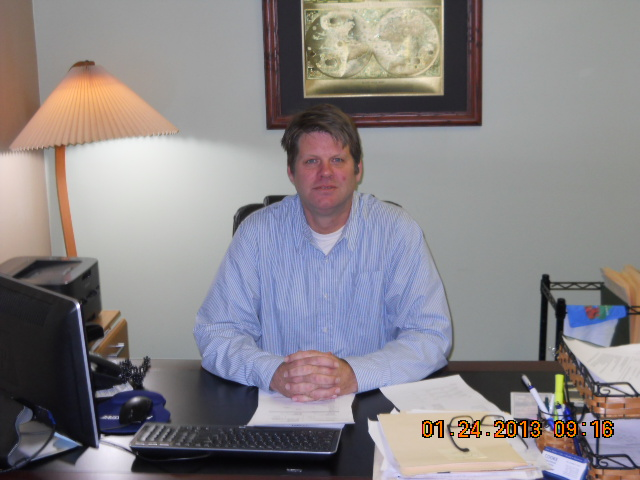 Associate Jim Goodart